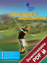 Science Through Sport - Force, Mass and Acceleration