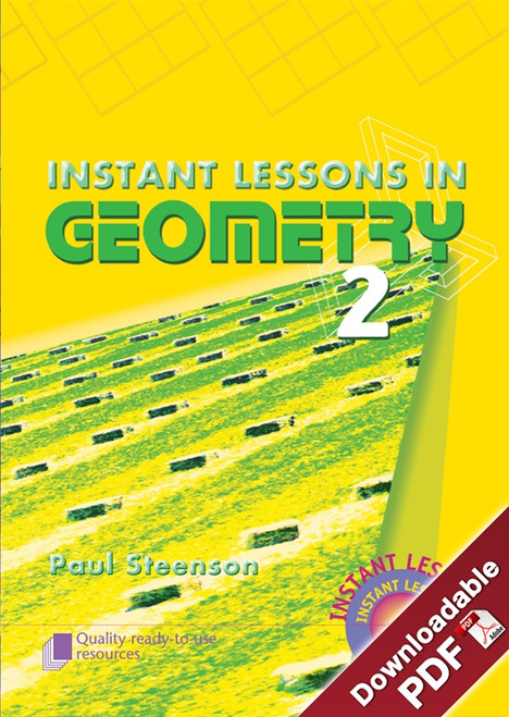 Instant Lessons in Geometry - Book 2