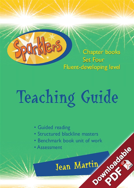 Sparklers - Gold 4 - Teaching Guide