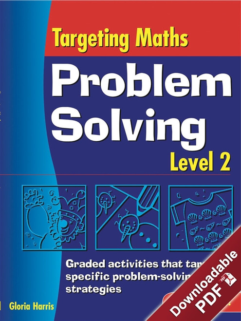 Targeting Maths Problem Solving - Strategy and Work Sheet Book - Level 2