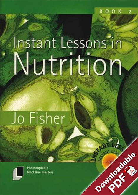 Instant Lessons in Nutrition - Book 2