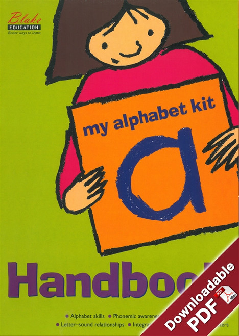 My Alphabet Kit - Handbook - Lower Primary