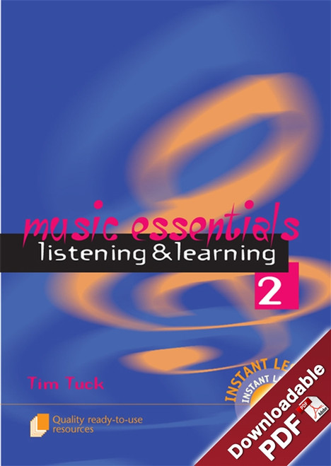 Instant Lessons - Music Essentials - Listening and Learning - Book 2