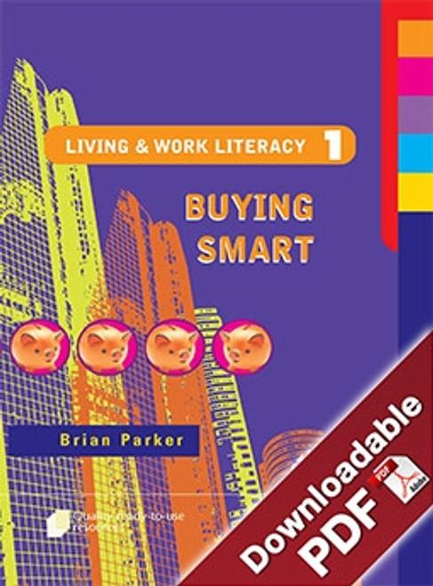 Living & Work Literacy - Book 1 - Buying Smart