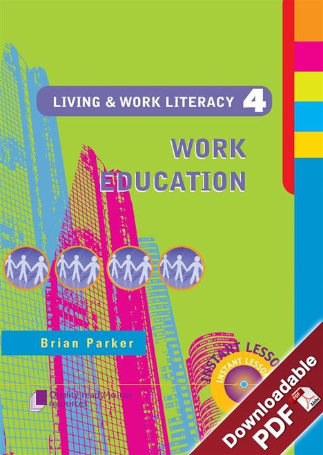 Living & Work Literacy - Book 4 - Work Education