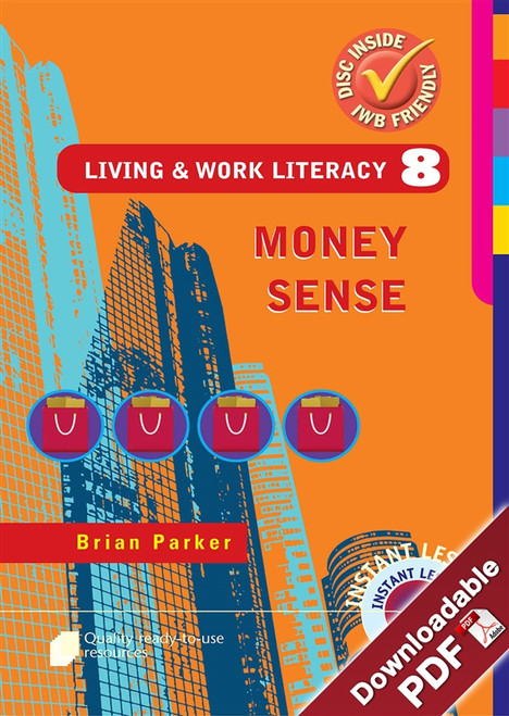 Living & Work Literacy - Book 8 - Money Sense