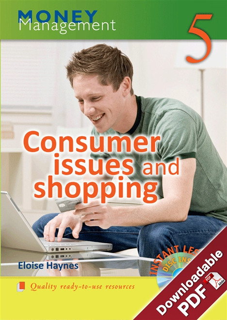 Money Management 5 - Consumer Issues and Shopping