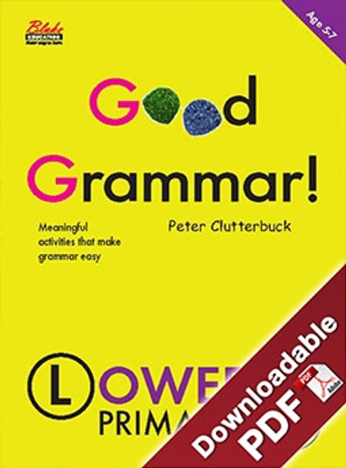 Good Grammar - Lower - Book 1
