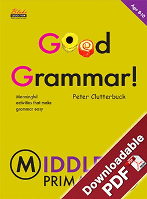 Good Grammar - Middle - Book 2