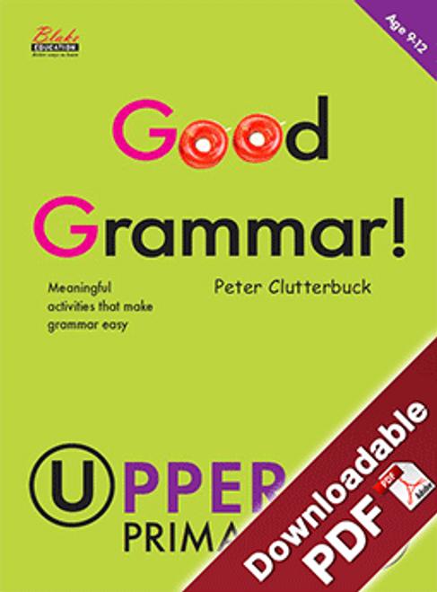 Good Grammar - Upper - Book 3