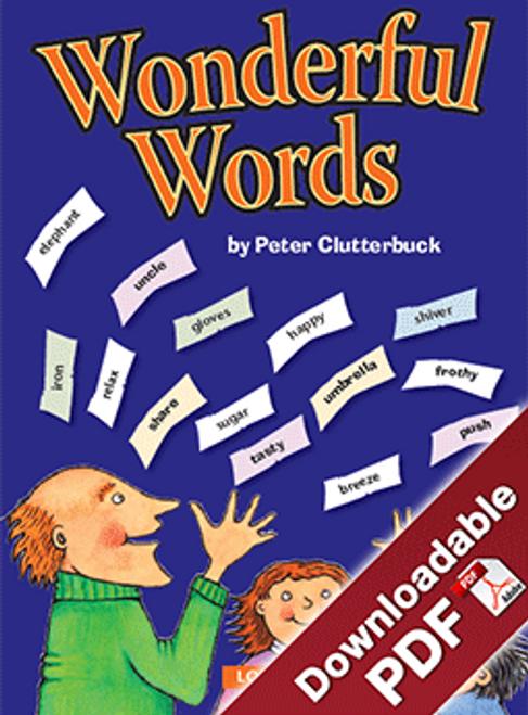 Wonderful Words - Lower Primary