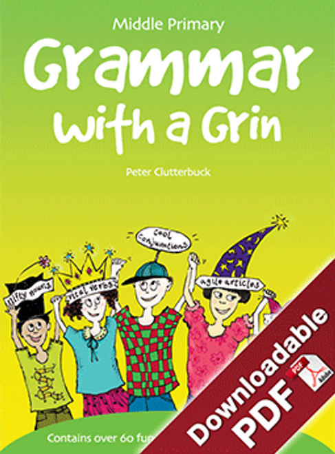 Grammar with a Grin - Middle - Book 2