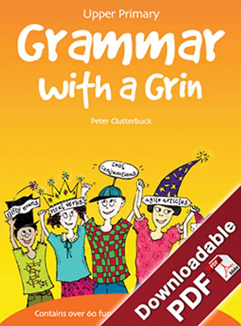 Grammar with a Grin - Upper - Book 3