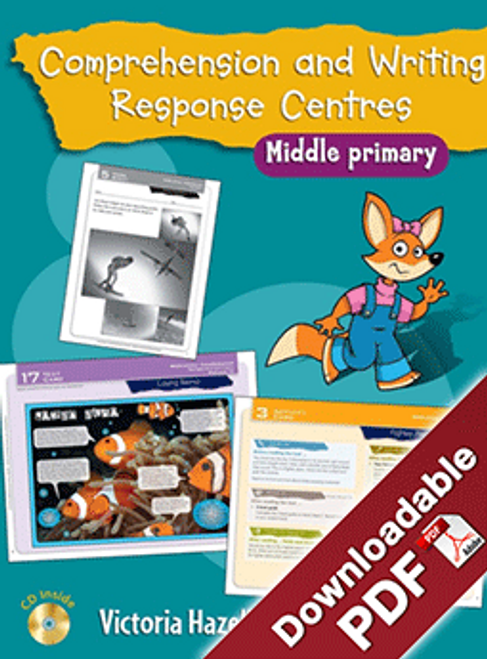 Blake's Learning Centres Comprehension & Writing Response MP