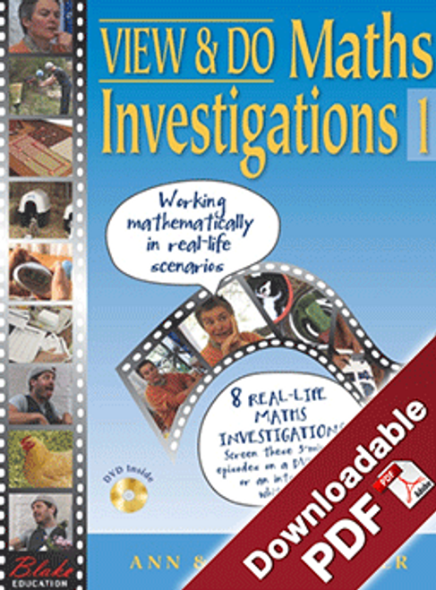 View & Do Maths Investigations Level 1
