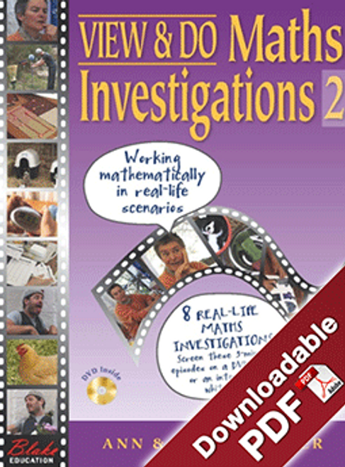 View & Do Maths Investigations Level 2