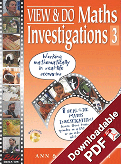 View & Do Maths Investigations Level 3