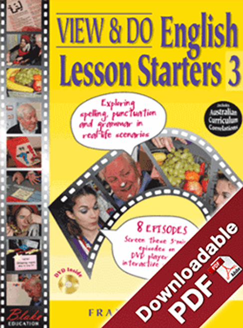 View & Do English Lesson Starters Level 3