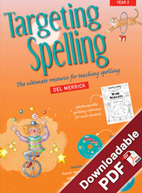 Targeting Spelling Teaching Guide - Book 2