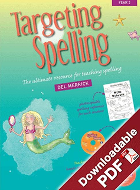 Targeting Spelling Teaching Guide - Book 3
