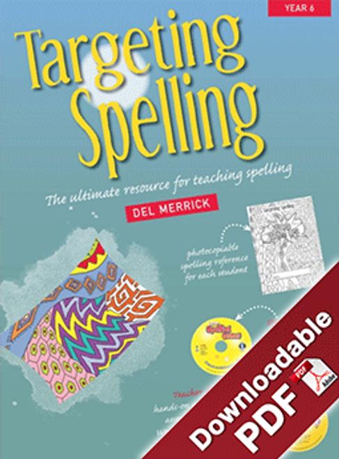 Targeting Spelling Teaching Guide - Book 6