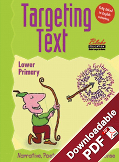 Targeting Text - Lower Primary - Book 1