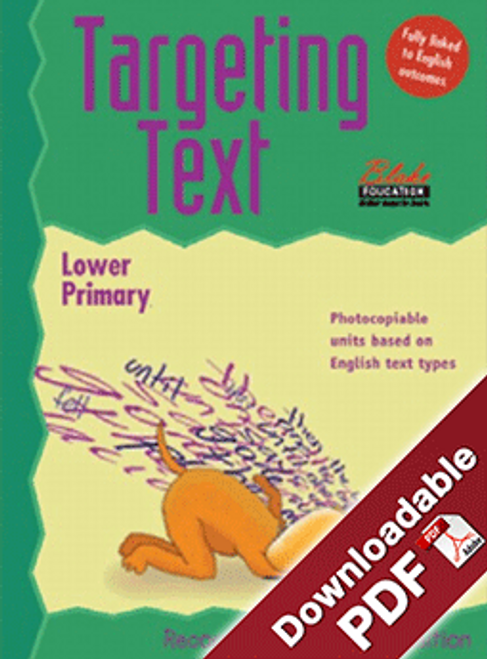 Targeting Text - Lower Primary - Book 2