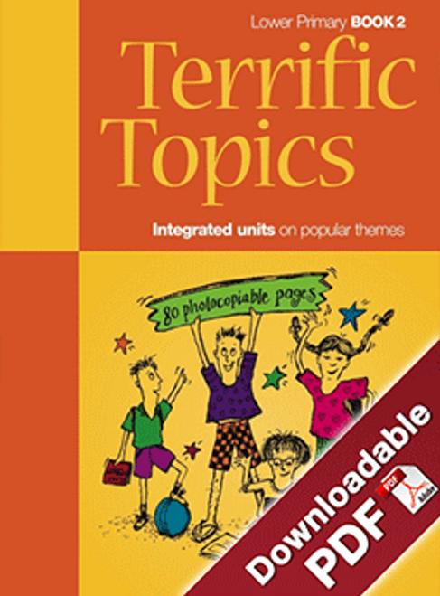 Terrific Topics Lower Primary Book 2