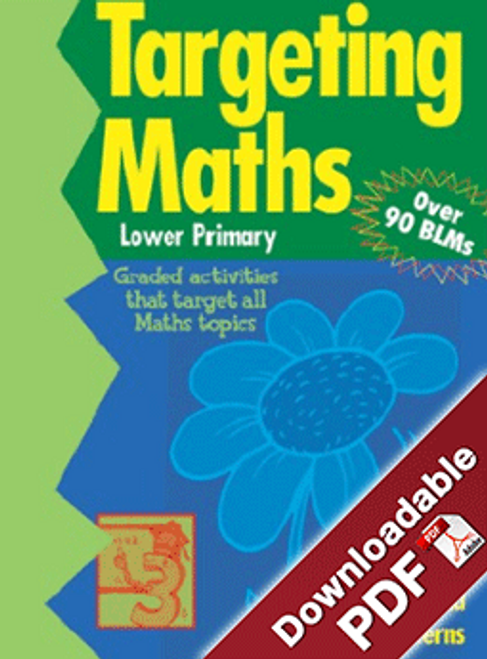 Targeting Maths Lower Operations and Number Patterns