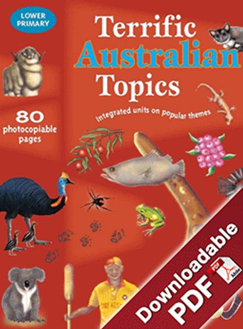 Terrific Australian Topics - LP