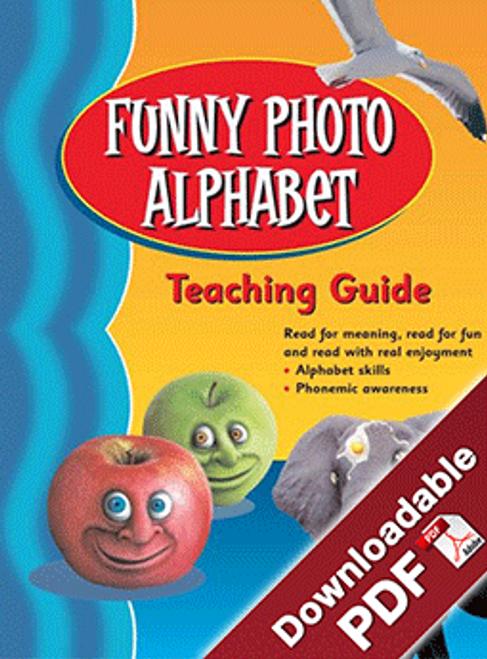 Funny Photo Alphabet - Teaching Guide