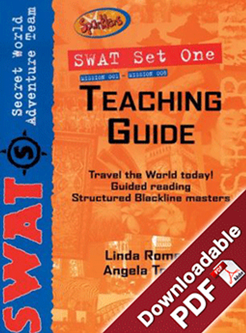 Sparklers - SWAT - Teaching Guide