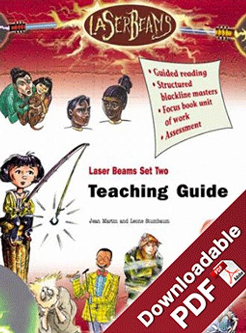Laser Beams - Set 2 - Teaching Guide
