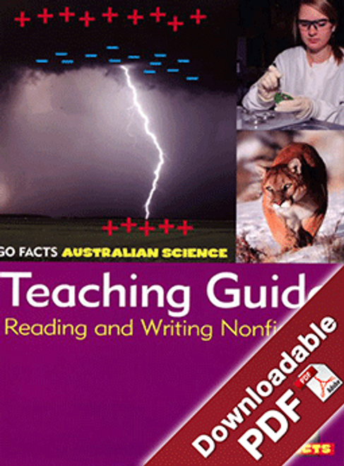Go Facts - Australian Science - Teaching Guide