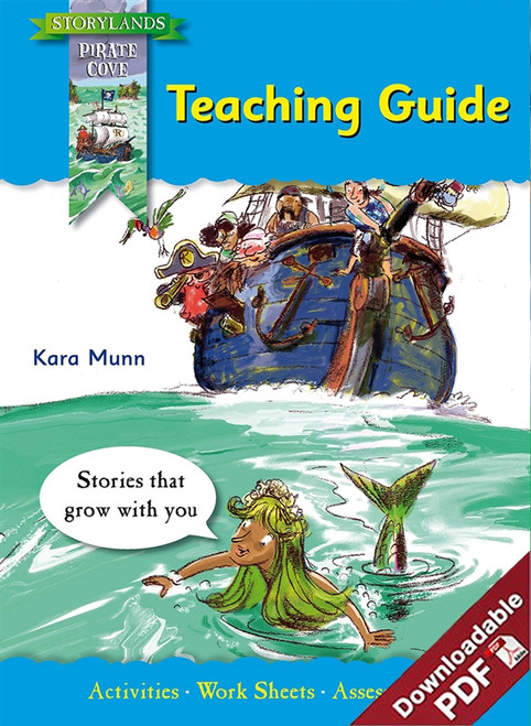 STORYLANDS - Pirate Cove - Teaching Guides