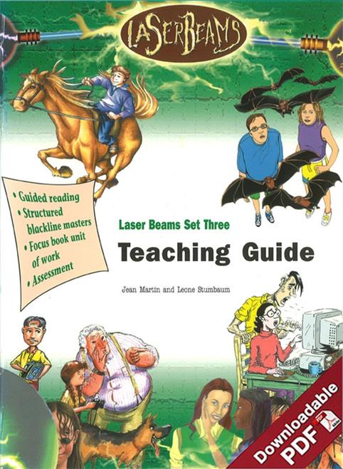 Laser Beams - Set 3 - Teaching Guide