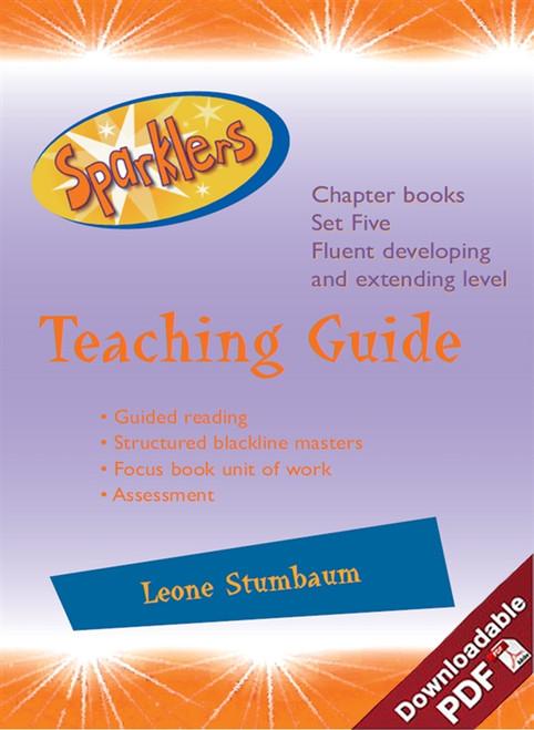 Sparklers - Orange 5 - Teaching Guide