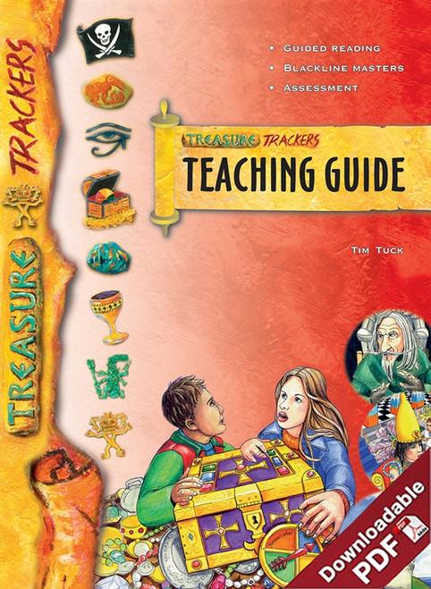 Treasure Trackers Teaching Guide