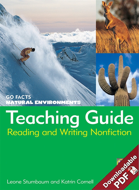 Go Facts - Natural Environments - Teaching Guide
