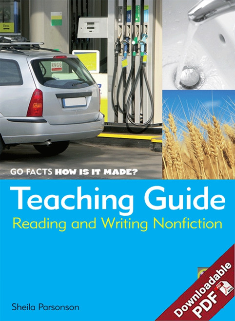 Go Facts - How is it Made? - Teaching Guide