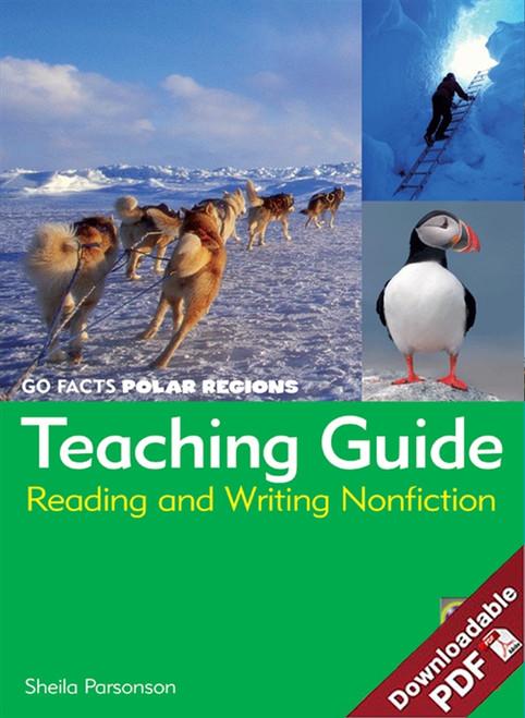 Go Facts - Polar Regions - Teaching Guide