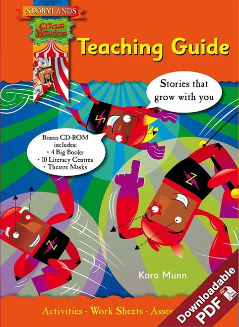 STORYLANDS - Circus Bizurkus - Teaching Guide