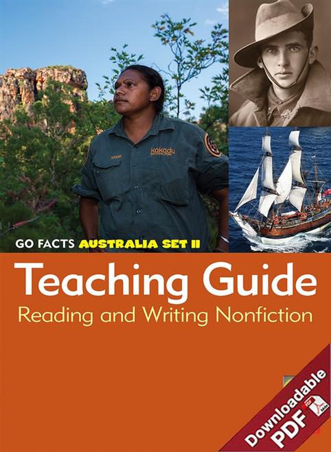 Go Facts - Australia Set 2 - Teaching Guide