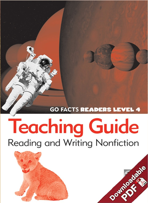 Go Facts - Set 4 - Teaching Guide