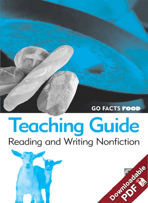 Go Facts - Food - Teaching Guide