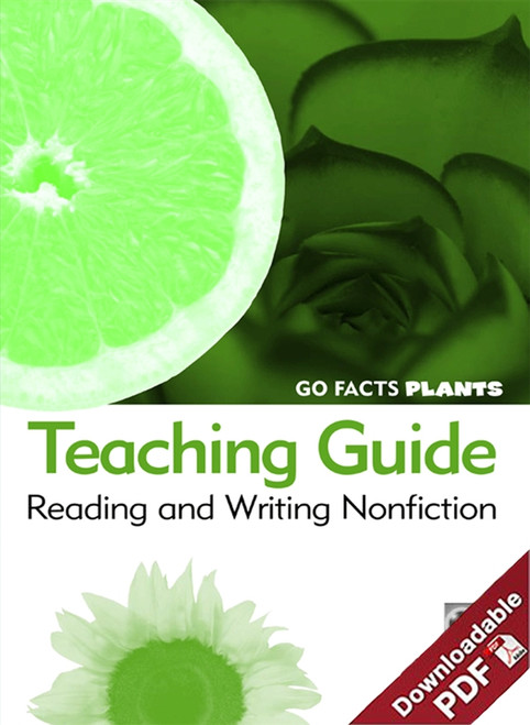 Go Facts - Plants - Teaching Guide