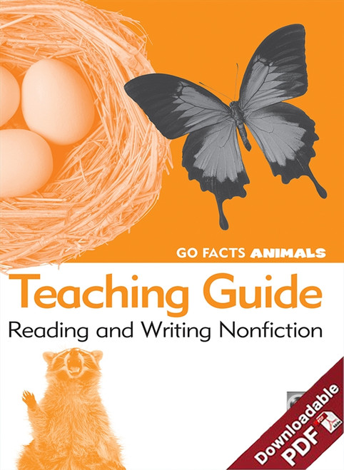 Go Facts - Animals - Teaching Guide