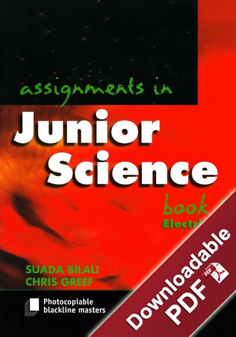 Assignments in Junior Science - Book 1 - Electricity