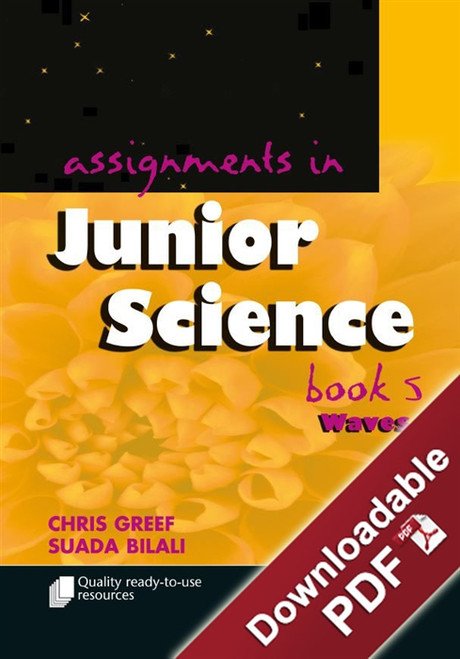 Assignments in Junior Science - Book 5 - Waves