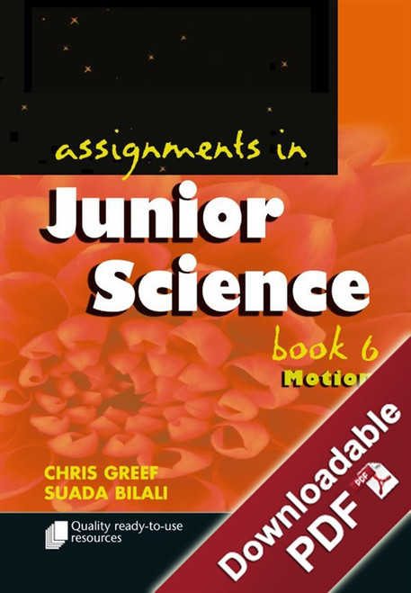 Assignments in Junior Science - Book 6 - Motion